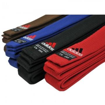 b4360958c555 Ceinture Adidas judo et karaté adiB240-Elite  ceinture blanche à noire