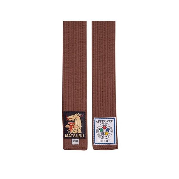 Ceintures Judo pour kimono  ceintures kimono d entraînement et de ... 602d9b46481