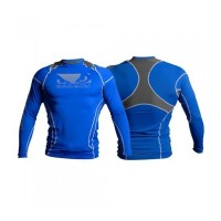 Rashguard Bad Boy BB Rash Performance Bleu