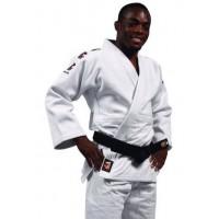 Kimono Judo Blanc Matsuru Mondial avec broderie MK-052