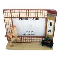 Cadeau de Noel Cadre de photo Judo