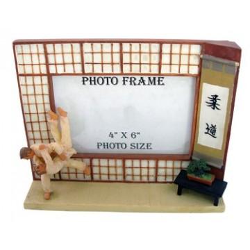 Cadre de photo Judo