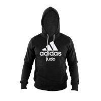 Sweat de Judo Adidas à capuche