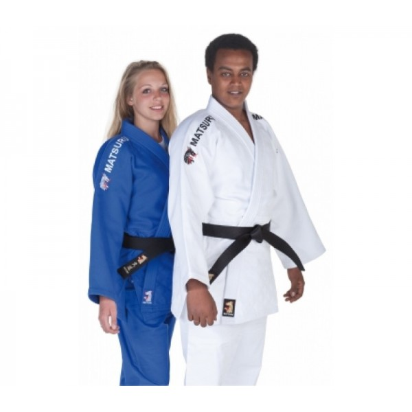 Kimono Judo Matsuru Setsugi Blanc ou Bleu, Judogi pratique Intensive