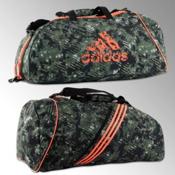 Sac de sport Adidas combat Camo Bag