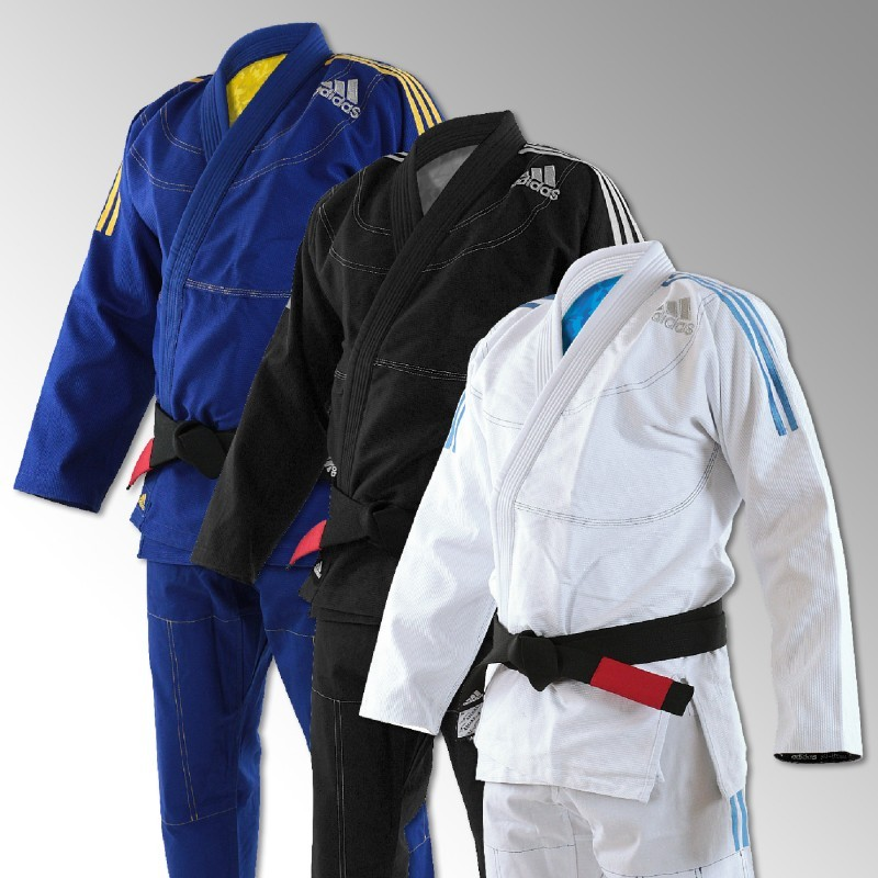 Kimono JJB Adidas Brésilien JJ350 Challenge: très léger