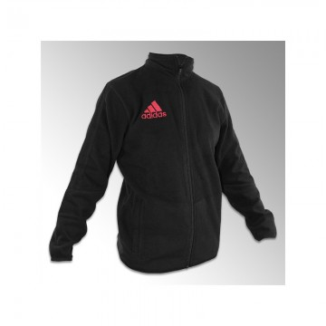 fantastic savings various design fashion style Veste polaire Judo Adidas noire avec inscriptions japonaises