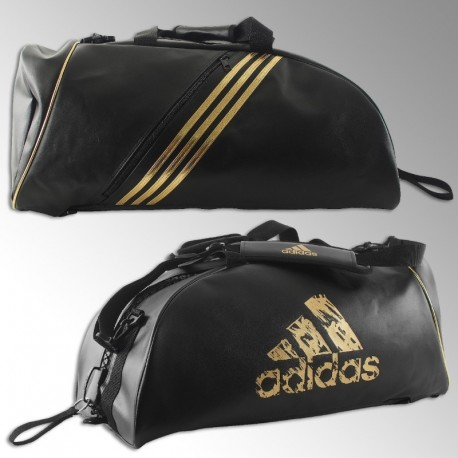 sac judo adidas convertible sac dos noir et or. Black Bedroom Furniture Sets. Home Design Ideas