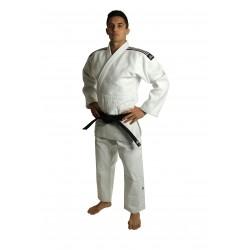 Kimono Judo Adidas J930, Judogi Adidas blanc: usage intensif