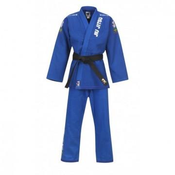 Kimono Jiu Jitsu Brazilian Bleu Matsuru MK-042