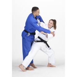 Kimono Judo Matsuru IJF Mondial Blanc ou Bleu MK-060