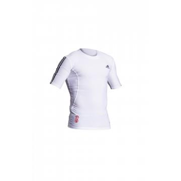 T-shirt Adidas Climacool Blanc
